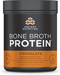 Best bone broth protein pills Reviews