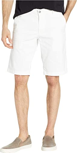 Griffin Shorts in White