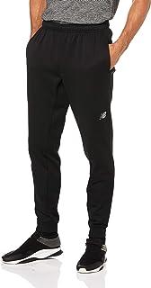 New Balance Men's Nb Corefleece Jogger, Black
