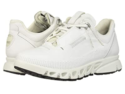 ECCO Sport Multi-Vent Lace GORE-TEX(r) (White) Women
