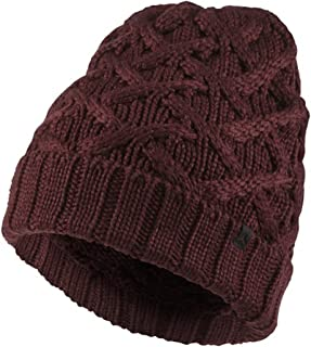 Nike Air Jordan Jumpman Adult Unisex Cable Knit Ski Winter Beanie Cap Night  Maroon Black 93e356a5ce42