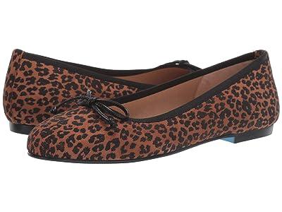 French Sole Nicky Hilton- Paris (Praline Suede/Cheetah) Women