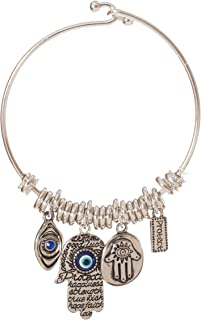artisan silver charms