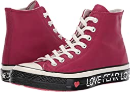 Chuck Taylor® All Star® '70 Love Graphic Hi