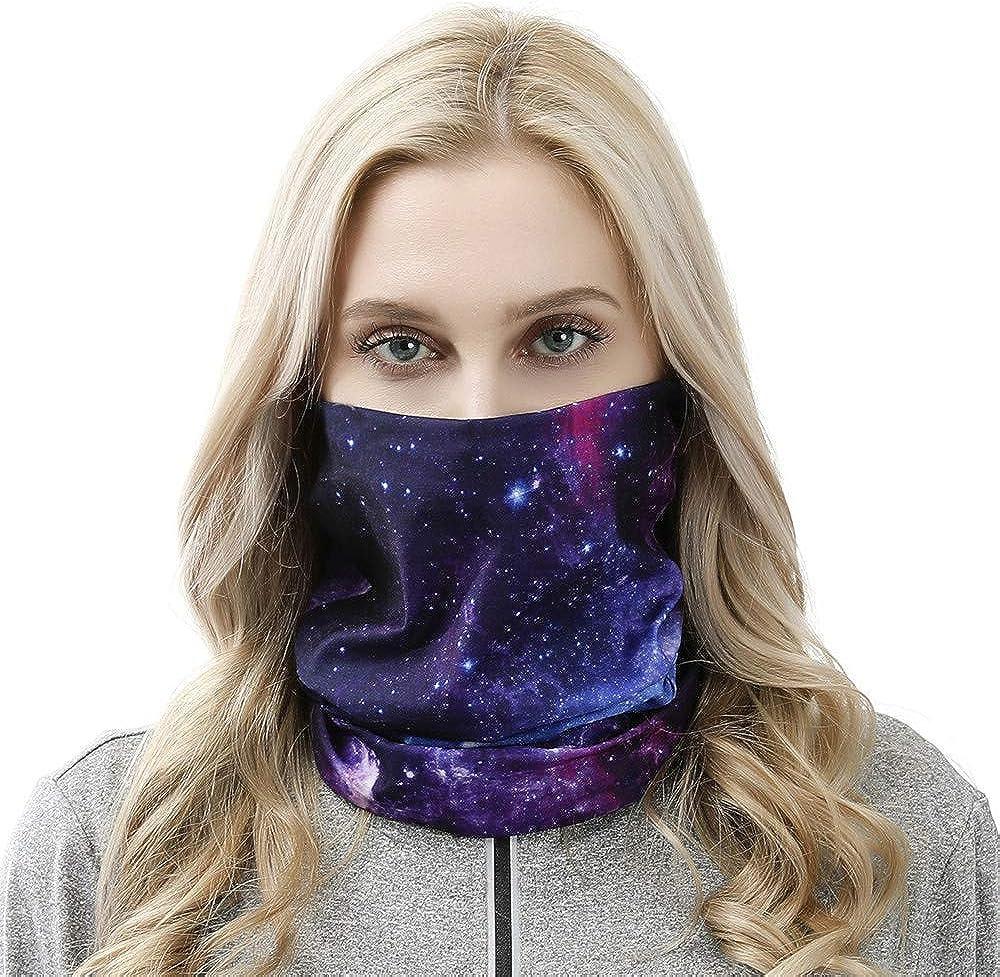 Fashion Face Mask Scarf Balaclavas Headband for Men and Women