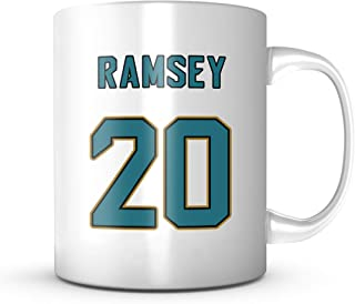 Jalen Ramsey Mug - Jacksonville Football Jersey Number Coffee Cup