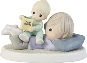 Precious Moments 203013 The Toughest Job You'll Ever Love Bisque Porcelain Figurine