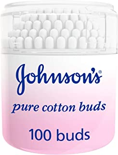JOHNSON'S Baby Pure Cotton Buds 100 buds