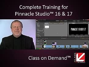 Complete Training fo Pinnacle Studio 16 & 17