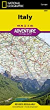 Italy: Travel Maps International Adventure Map