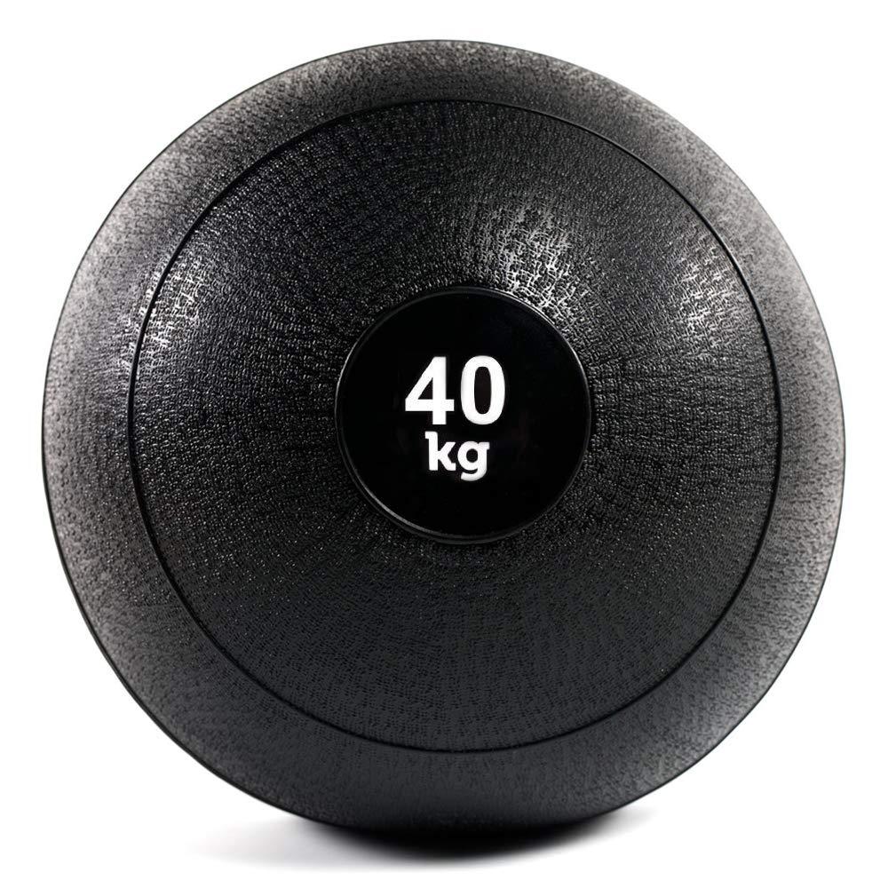 TNP Accesorios. Pelota Negra de 40 kg para Crossfit, Boxeo ...