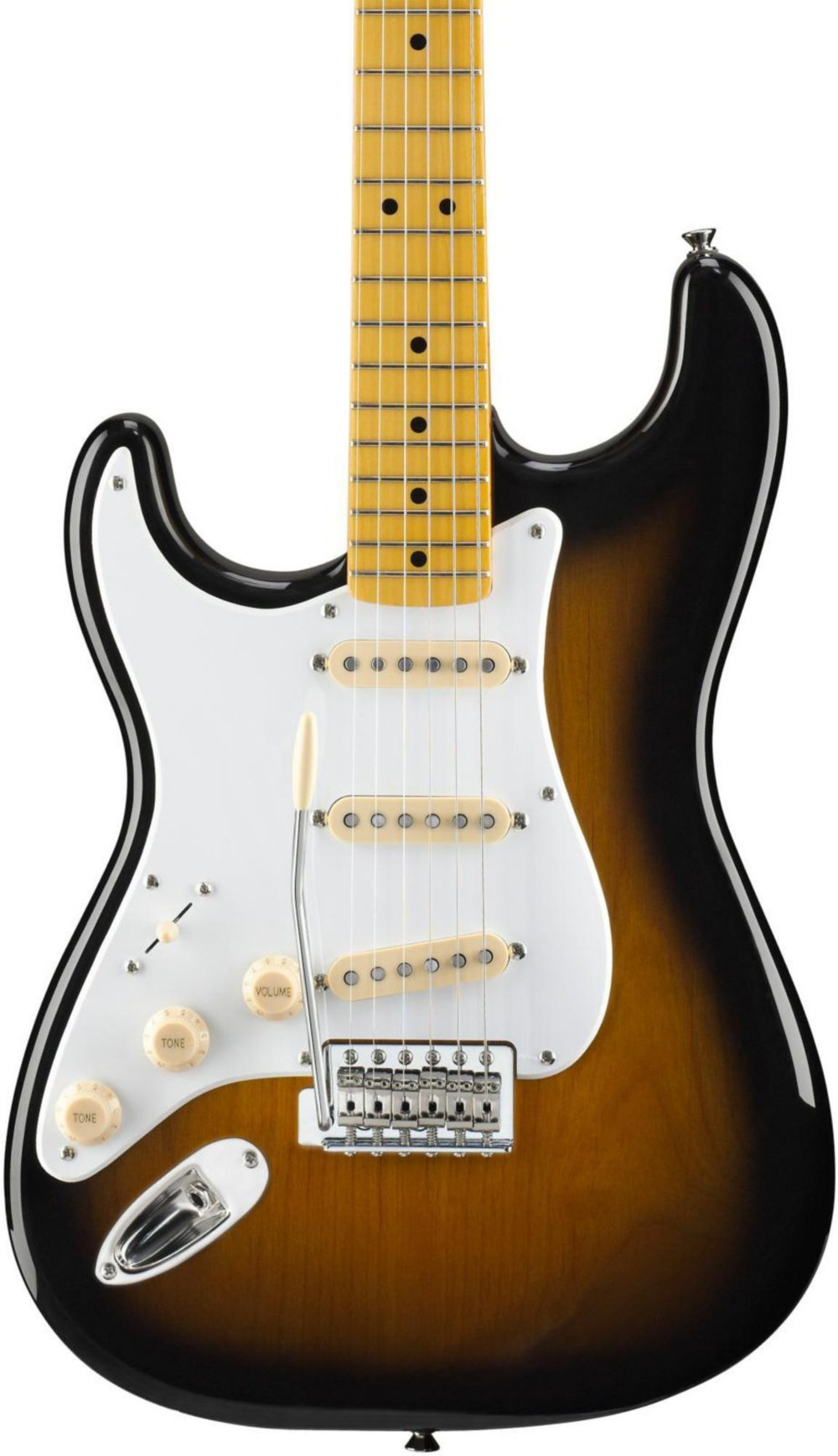 Cheap Squier Classic Vibe Left-Handed 50s Stratocaster Electric Guitar 2-Color Sunburst Black Friday & Cyber Monday 2019