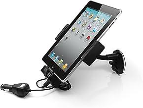 Technaxx FMT-X4000BT - Transistor FM con manos libres y soporte (pantalla OLED, Bluetooth, ranura USB, conector de 3,5 mm), color negro