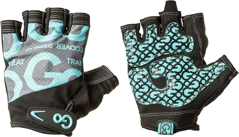 Details about  /GoFit Women's Go Grip Glove Large Turquoise//Black