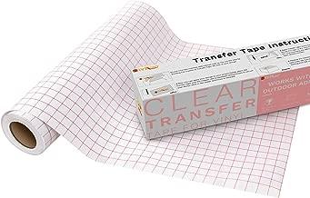 Transfer Tape for Vinyl - 12