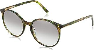Rodenstock Leggeri, Occhiali da Sole Rotondi con Montatura in plastica acetata Donna
