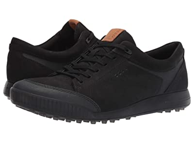 ECCO Golf Street Retro LX (Black) Men