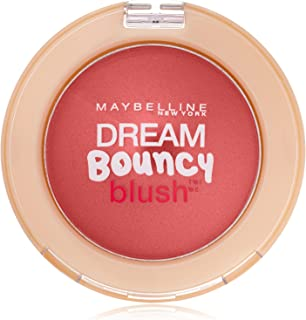 Maybelline New York Dream Bouncy Blush, Hot Tamale, 0.19 Ounce