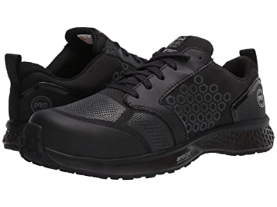 Timberland PRO Reaxion Composite Safety Toe (Black/Black) Women