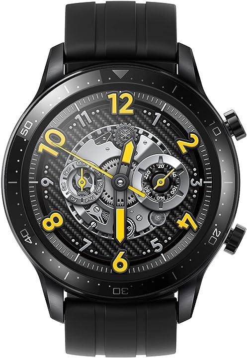 Smartwatch touchscreen amoled batteria di 14 giorni realme watch s pro B08SW3VG5T