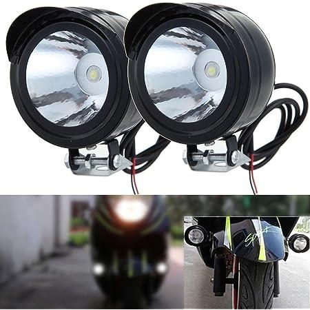 League Co Motorrad Fahrrad Suv Atv Lkw 12v 80v 3w Led Scheinwerfer Fernlicht Nebellicht Tagfahrlicht 2 Auto