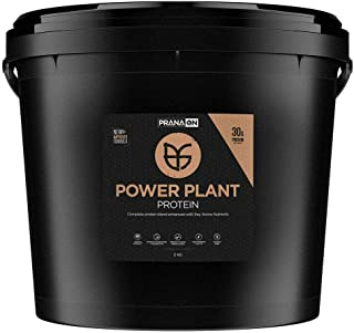 Prana ON Power Plant Protein, Rich Chocolate, 3 kilograms