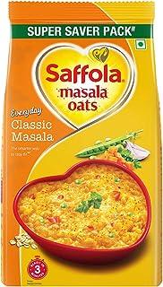 Saffola Masala Oats, Classic Masala, 500g