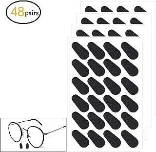 anti slip nose pads for eyeglasses