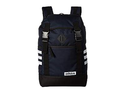 adidas Midvale III Backpack (Legend Ink/Black/White) Backpack Bags