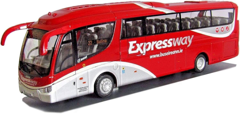 Corgi OOC Scania Irizar PB autobus Eireann Expressway Btuttiina 1 76 Scala CP46213B
