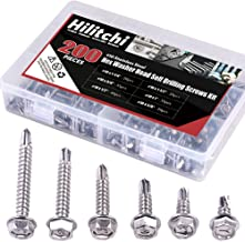 Best self tapping sheet metal screws Reviews