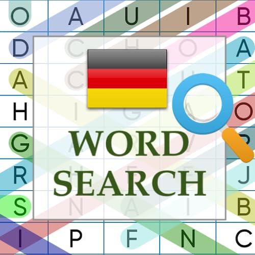 Wortsuche Free - German (Fire TVs, Smart TVs, Tablets, Phones)