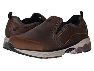 Spira Taurus Leather Moc (Brown) Men