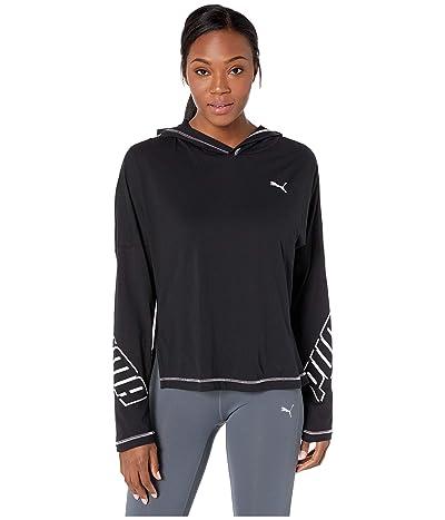PUMA Modern Sports Light Cover-Up (PUMA Black) Women