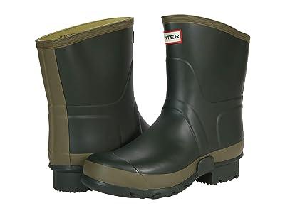 Hunter Field Gardener Short Boot Women
