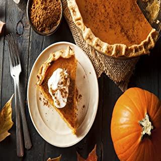PUMPKIN PIE SPICE FRAGRANCE OIL - 8 OZ - FOR CANDLE & SOAP MAKING BY VIRGINIA CANDLE SUPPLY WITH WITHIN USA