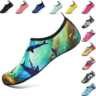 Water Sports Shoes Barefoot Quick-Dry Aqua Yoga Socks...