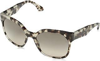 e6e5e9c138a8 Prada 10RS UAO3D0 Spotted Opal Brown 10Rs Wayfarer Sunglasses Lens Category  2