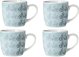 Now Designs Ride On Mugs, Set of 4