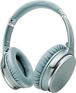 Noise Cancelling Headphones Real Over Ear,Wireless Lightweight Srhythm Durable Foldable Deep Bass Hi-Fi Stereo Bluetooth H...