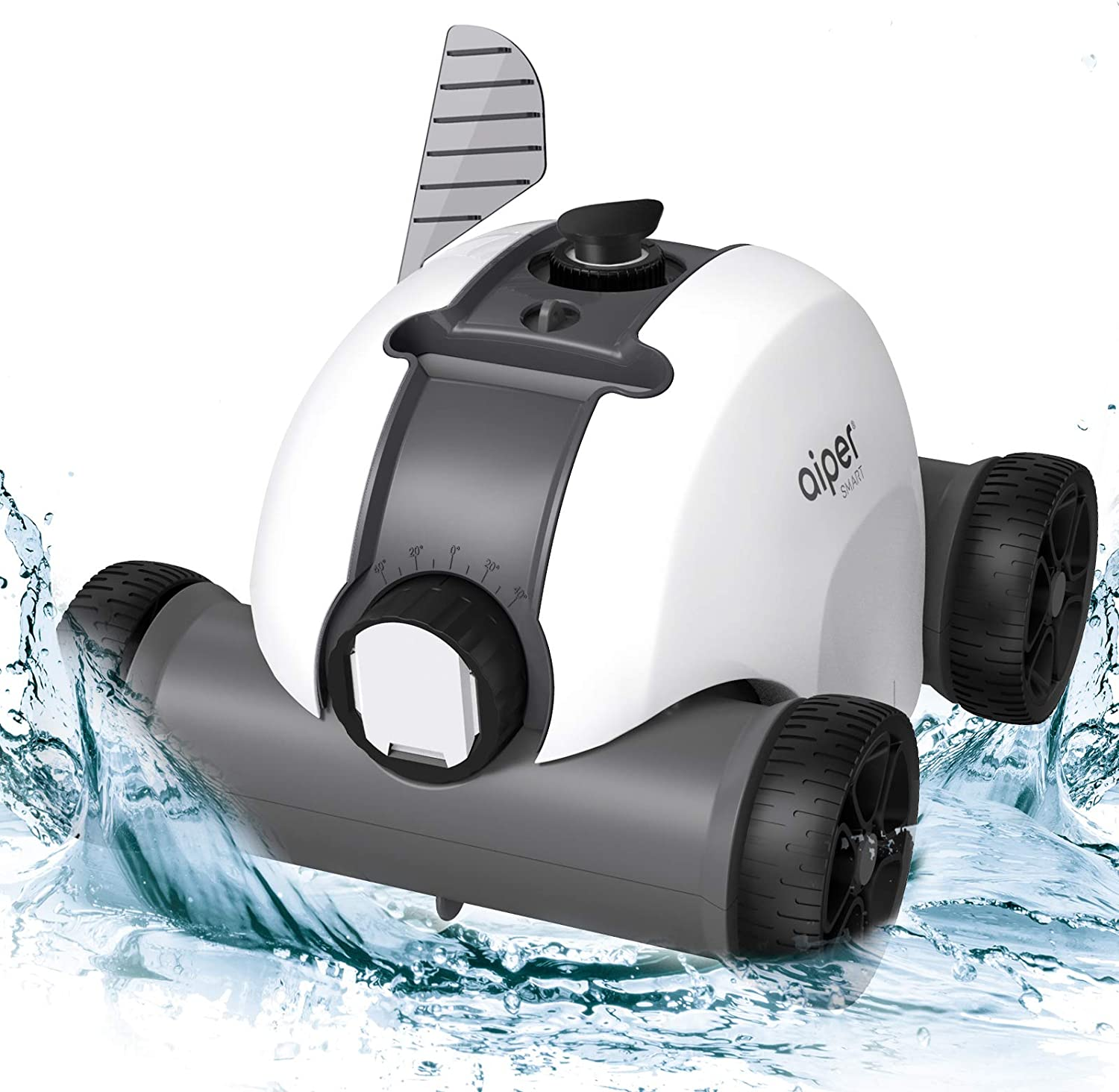 Safety and Over item handling trust AIPER SMART Cordless Automatic Rechargeable Pool Cleaner Roboti