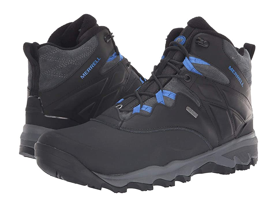 Merrell Thermo Adventure Ice+ 6 Waterproof (Black) Men