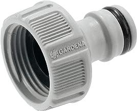"""GARDENA kraanaansluiting 26,5 mm (G 3/4""""): Aansluiting voor waterkranen met schroefdraad, waterdichte verbinding, eenvoudi..."""