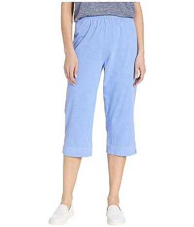 Fresh Produce Jersey Capri Pants (Peri Blue) Women