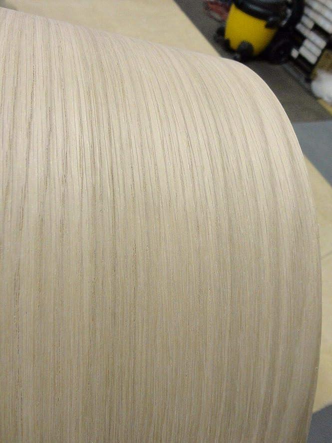 White Oak wood veneer edgebanding 2-3/8
