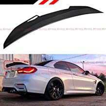 Cuztom Tuning Fits for 2014-2018 BMW F33 4 Series & F83 M4 Convertible Carbon Fiber Highkick Duckbill Trunk Spoiler Wing PS Style