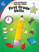 Carson Dellosa | First Grade Skills Workbook | 64pgs (Home Workbooks)