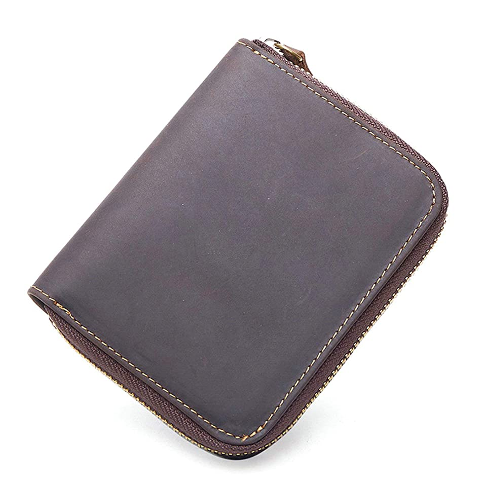 意識的三番告白Adisaer-本革 レザー メンズ 男性用 財布 小銭財布 二つ折り カード入れ 記念日 誕生日 父の日 ギフト プレゼント 特別な贈り物