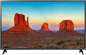 "LG 50UK6300BUB 50-Inch 50"" 4K HDR Smart LED 2160P Ultra HD UHD TV TruMotion 120 w/AI ThinQ"