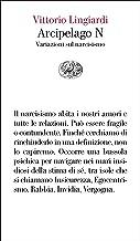 Arcipelago N: Variazioni sul narcisismo (Vele)